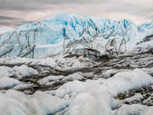 Alaska Matanuska Glacier — Stock Photo