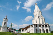 Old church in Kolomeskoe, Moscow — Stock Photo