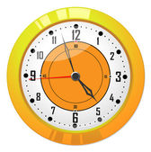 Watch — Stock Vector