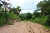Off road w Rayong w Tajlandii — Zdjęcie stockowe