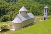 Monastery on Tara River, Montenegro — Stock Photo