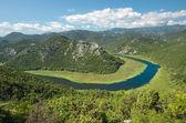 Crnojevica River In Lake Skadar National Park, Montenegro — Stock Photo
