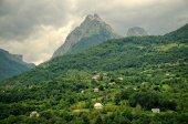 Peak Of Moraca Mountain, Montenegro — Stock Photo