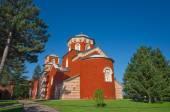 Zica Monastery In Kraljevo, Serbia — 图库照片