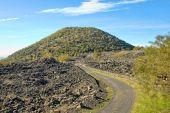 Mount Ruvolo In Etna National Park, Sicily — Stock Photo