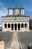 Patriarchal Cathedral in Bucharest, Romania — Stock Photo