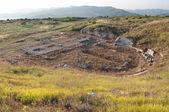 Theatre Of Ancient Byllis, Albania — Stock Photo
