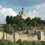 Tsarevets Hill In Veliko Tarnovo, Bulgaria — Stock Photo #74031603