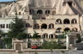 Caves Dwellings In Cappadocia — Stock Photo