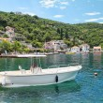 Coast Along Kotor Bay, Montenegro — Stock Photo #75558409