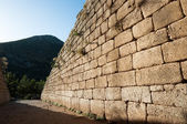 Cyclopean Wall — Stock Photo