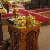 Rus ortodoks kilisesi — Stok fotoğraf