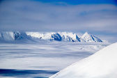 Arctic spring in south Spitsbergen — ストック写真