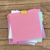 Pegatinas de colores — Foto de Stock