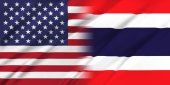 USA and Thailand — Stock Photo
