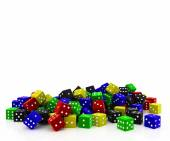 Dice — Stock Photo
