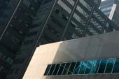 Gatuvy, på stan, Toronto, Ontario, Kanada — Stockfoto