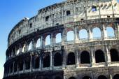 Colloseum at rome — Stock Photo