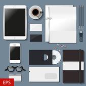 Business suite — Stock Vector