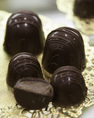 Chocolate indulgence — Stock Photo