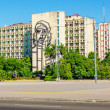 Plaza de la Revolucion with Che Guevara image — Stock Photo #72835179