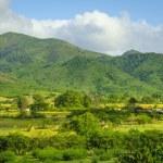 Valle de los Ingenios (Valley sugar mills) — Stock Photo #72835381