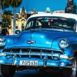 Old classic American car — Stockfoto #72835633