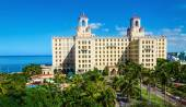 Hotel Nacional in Havana. — Stock Photo