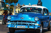 Old classic American car — Stock Photo
