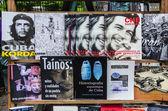 Open-air book market in Havana — Stock Photo