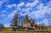 Orthodox church cupolas — Stock Photo