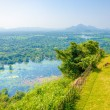 View from Monte Sigiriya, Lion Rock Fortress — Stock Photo #72851471