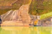 Sigiriya, Lion Rock Fortress, Sri Lanka — Stock Photo