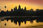 Angkor Wat Siem Reap. Cambodia — Stockfoto