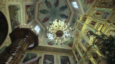 室内教会 — 图库视频影像