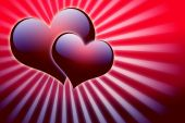 Valentine day and love background — Photo