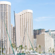 Постер, плакат: High rise Hawaii