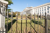 Department of Treasury Building, Washington, DC USA — Stock Photo