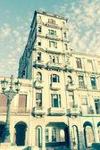 Havana Cuba Buildings and street scene — Stock Photo