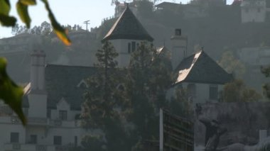Chateau Marmont hotel — Stock Video