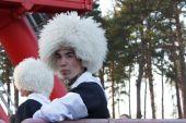 KHARKIV, UKRAINE-APRIL25 — Stock Photo