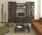 Modern living-room. — Stock Photo