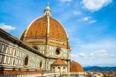 The Duomo, Florence's Cathedral — Stock Photo