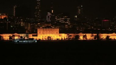 Dolmabahce Palace — Stock Video