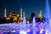 Blue Mosque — Stock Photo