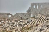 Ancient city of Termessos — Stock Photo