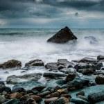 Wave crashing — Stock Photo #73169691