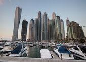 City view of Dubai — Stock Photo