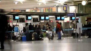 Airport HD 1080p — Stock Video