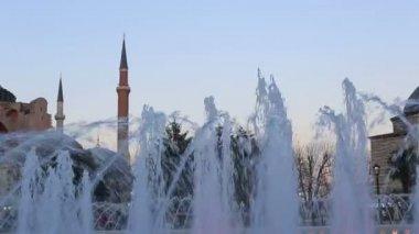 Hagia Sophia — Video Stock